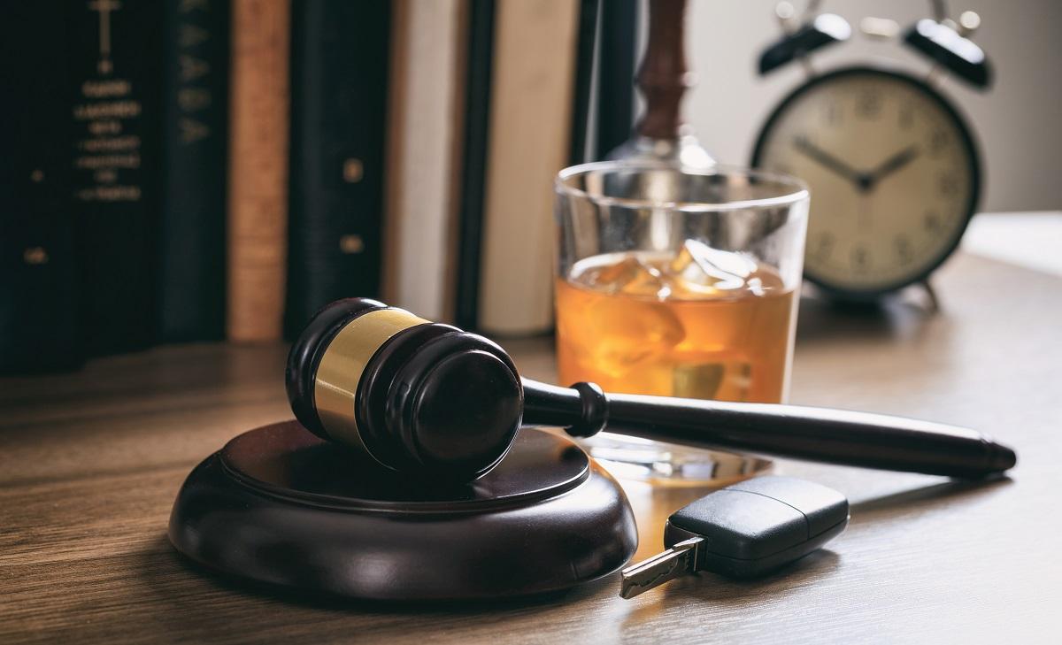 DUI Law Concept
